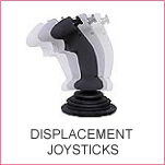 Displacement Joysticks